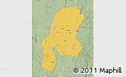 Savanna Style Map of Aru