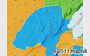 Political Map of Irumu