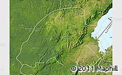 Satellite Map of Irumu