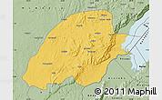 Savanna Style Map of Irumu