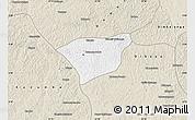 Classic Style Map of Kananga