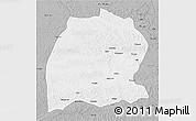 Gray 3D Map of Dekese