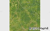 Satellite Map of Luebo