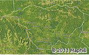Satellite 3D Map of Mweka