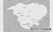 Gray Map of Mweka