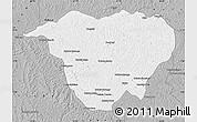 Gray Map of Mweka