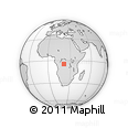 Outline Map of Mweka