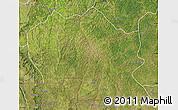 Satellite Map of Thikapa