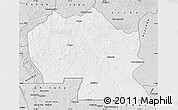 Silver Style Map of Thikapa