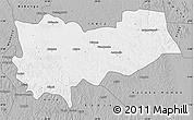 Gray Map of Lomela
