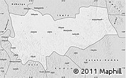 Silver Style Map of Lomela