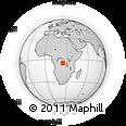 Outline Map of Lubefu