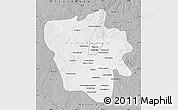 Gray Map of Tshilenge