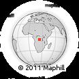 Outline Map of Tshilenge