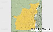 Savanna Style Map of Kivu