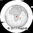 Outline Map of Bukama