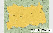 Savanna Style Map of Dilolo
