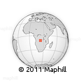 Outline Map of Dilolo