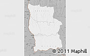 Gray Map of Lualaba