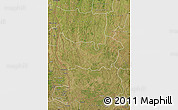 Satellite Map of Lualaba