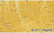 Physical Map of Sandoa
