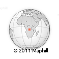 Outline Map of Sandoa