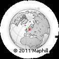 Outline Map of Arhus