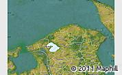 Satellite Map of Helsinge