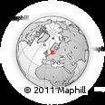 Outline Map of Horsholm