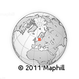 Outline Map of Karlebo