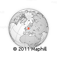 Outline Map of Marstal