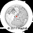 Outline Map of Munkebo