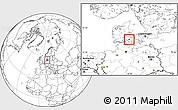 Blank Location Map of Ringe