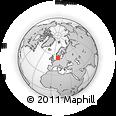 Outline Map of Sonderso