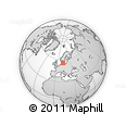 Outline Map of Sollerod