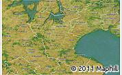 Satellite 3D Map of Roskilde