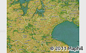 Satellite Map of Roskilde
