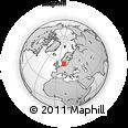 Outline Map of Roskilde