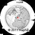 Outline Map of Gram
