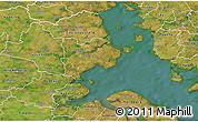 Satellite 3D Map of Haderslev