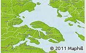 Physical 3D Map of Nordborg