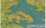 Satellite 3D Map of Nordborg