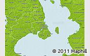 Physical Map of Staden Kobenhavn