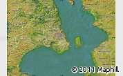 Satellite Map of Staden Kobenhavn