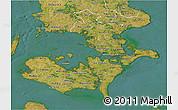 Satellite 3D Map of Storstrom