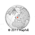 Outline Map of Nakskov