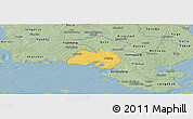 Savanna Style Panoramic Map of Nastved