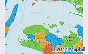 Political Map of Ravnsborg
