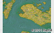Satellite Map of Rudbjerg