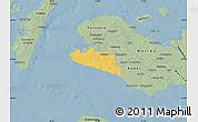 Savanna Style Map of Rudbjerg
